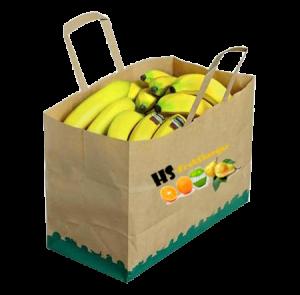 Bananpase Ekologisk