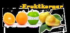 Fruktkorg i Stockholm
